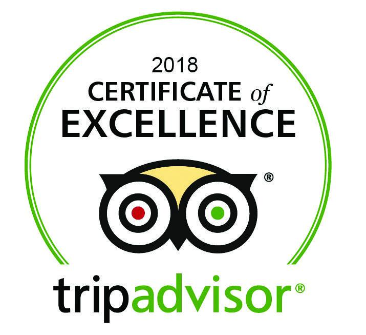 trip adviser 2018 excellent