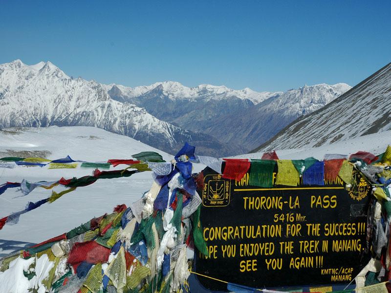 Annapurna Massif (Round Annapurna) Trek