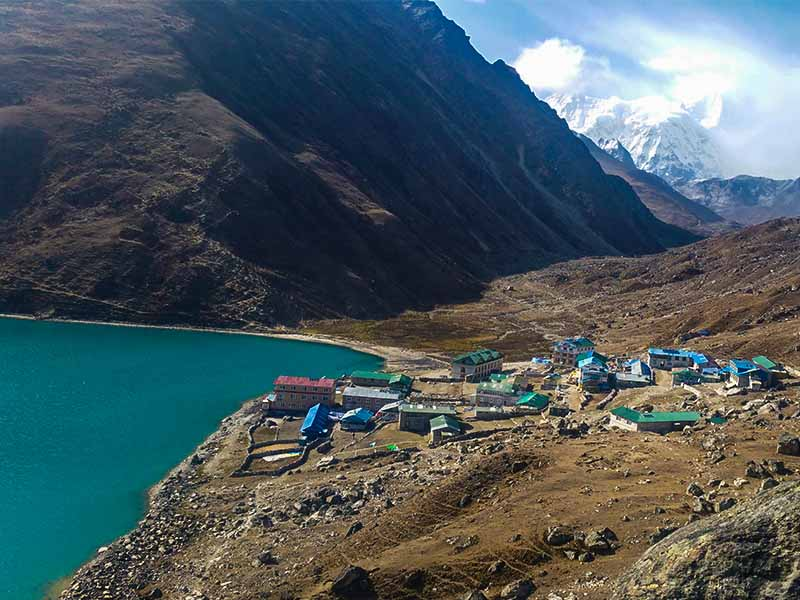 Everest Base Camp & Gokyo Lake