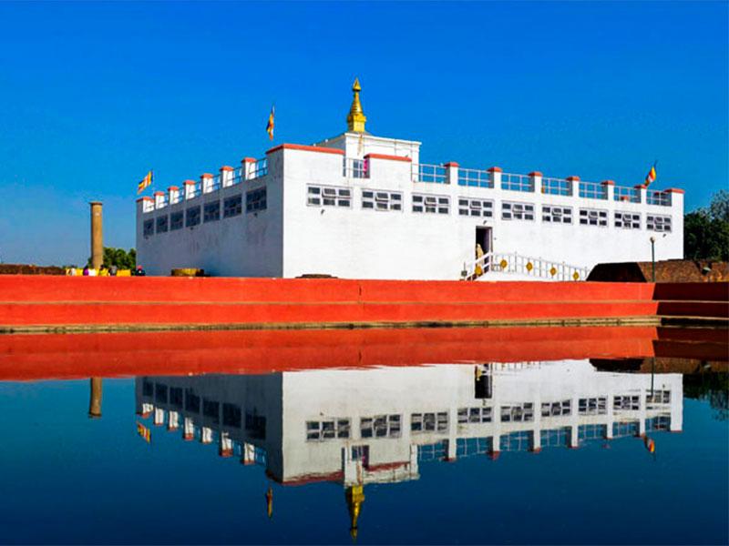 Lumbini UNESCO Heritage Site