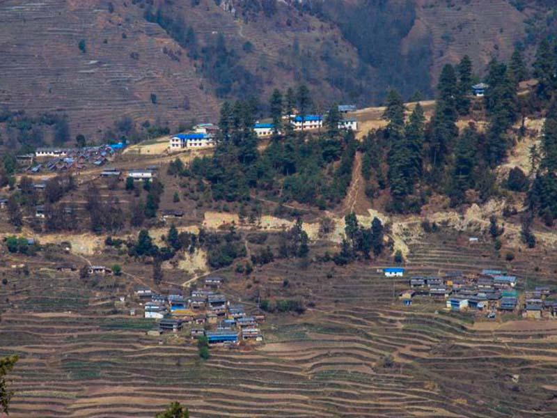Rural Trek (Nangi)