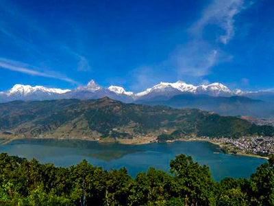Pokhara sightseeing