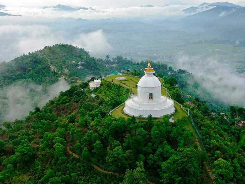 World Peace Pagoda (Pokhara)