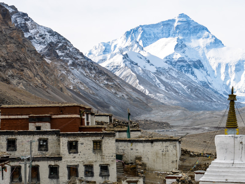Central Tibet, Everest Base Camp Trek (Tibet)